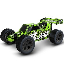 RC Car 2.4G 4CH Rock Crawlers Driving Car Double Motors Drive Big wheel Cars Remote Control Model Off-Road Vehicle Toy(China)