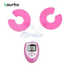 Beurha Electric Female Breast massager Bra Physiotherapy massager Female breast Enlargement Growth Machine