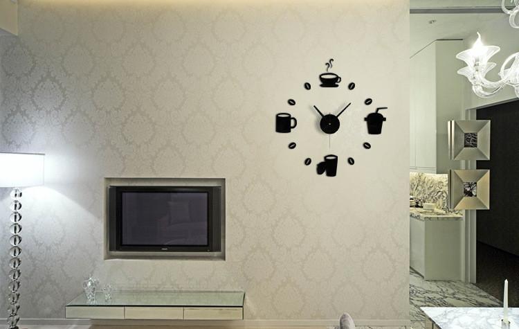 HTB1KLxamBHH8KJjy0Fbq6AqlpXa0 - 20 PCS/Set Quartz clocks fashion Stickers Coffee Cups Kitchen Wall Art