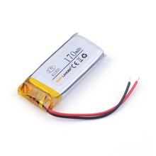 401833 3.7V 170mAh  lithium ion rechargable battery For  MP3 DVR PEN Bluetooth DIY audio  Toys 041833 401830 401730