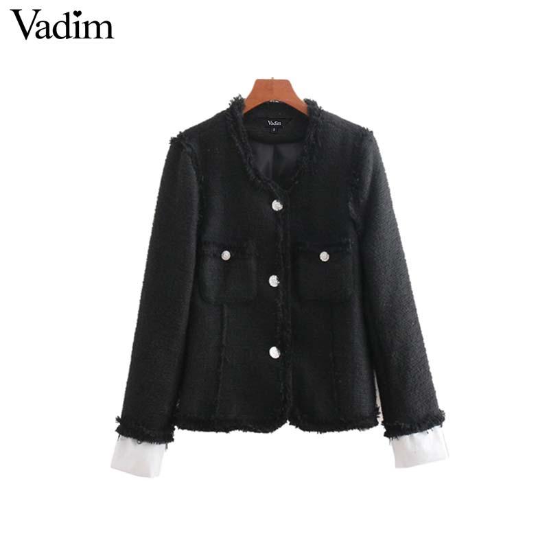 Xnxee Stilvolle Faux Pelz Mantel Verdicken Warme Outwear Frauen Winter Neue Pelz Jacke Mantel Langarm Weiß Schwarz Plus Größe 3XL Xnxee