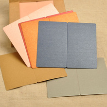 VIVID Collapsible Pearl Paper 300GMS Message Card Color Paper Card 200 Sheets(China)