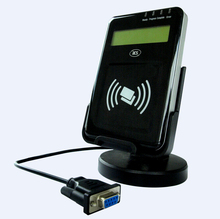 Visual Vantage Serial NFC Reader with LCD NFC contactless reader ACR122L nfc reader