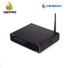 "In Stock! Himedia Q10 Pro Hi3798CV200 4K HDR 2G/16G TV BOX 802.11AC WIFI 1000M LAN Dolby DTS 3.5"" SATA HDD Bluetooth Set Top Box(China)"