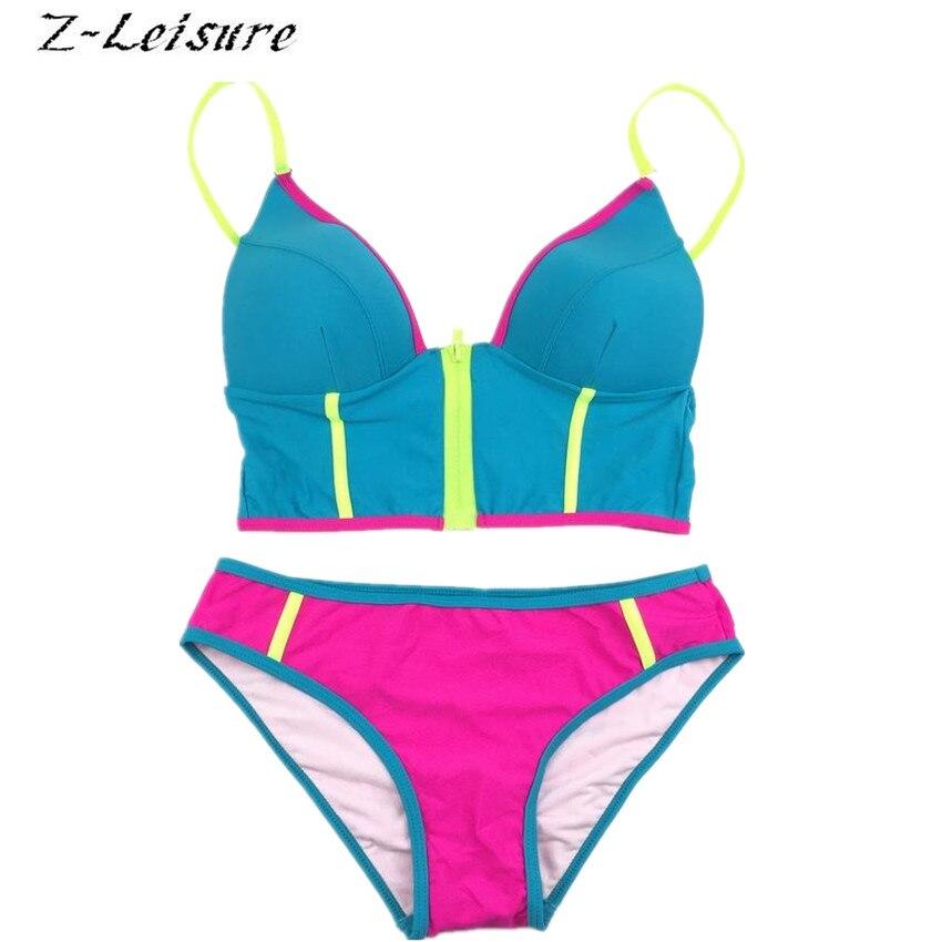 Sexy Swimsuit Sport Bikini Brand Bikini Swimsuit Swimwear Women Bathing Suit Women Bikinis Women 2016 Swimsuit Women BK220<br><br>Aliexpress