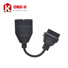 12 PIN For GM for Daewoo Adapter to 16Pin Factory Price OBD/OBD2 Connector Diagnostic Cable 12pin Free Shipping