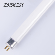 T5 Fluorescent Lamp Tube T5 Eyecare Straight Tube 4W 6W 8W Desk Lamp Bulb 220V Mirror Front Lamp White(China)