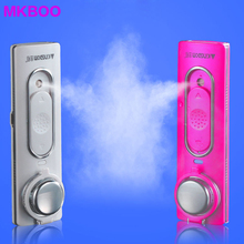 Ion export import china sprayer moisturizing facial steamer face Ionic humidifier nanotechnology products nano mist face steamer