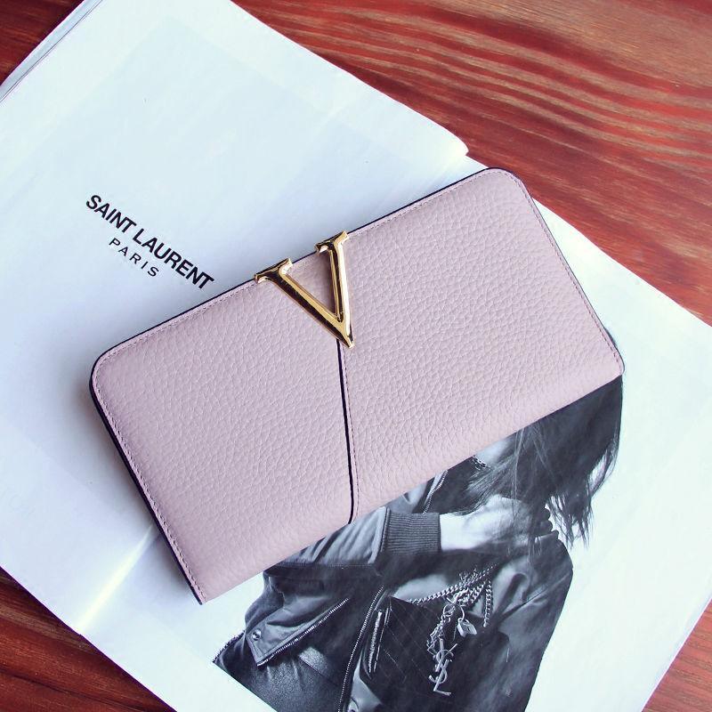 Fashion 2017 Womens Wallet Thin Money Clip Leather  Designer Bags Women Famous Brands flat wallet No Zipper Hot sale Billeteras<br><br>Aliexpress