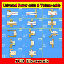 Sell by One piece Commmon power cable Power Button Volume Key Flex Cable For Mobile Phone(China)