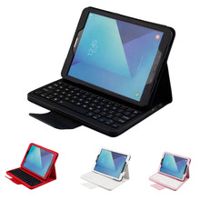 High Quality Bluetooth Keyboard Case For Samsung note 10.1 N8000 wireless Keyboard Leather Cover + free Stylus