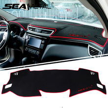 Buy Nissan Qashqai J11 2nd 2014 2015 2016 LHD Car Dashboard Mats Carpet Protective Pads Interior Decoration Auto Accessories for $16.71 in AliExpress store