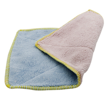 New 5Pcs Home Quick-Dry Hand Towel Microfiber Kitchen Hand Towel Cute Kids/Baby Hand Towel Bathroom Considerate Hanging Design