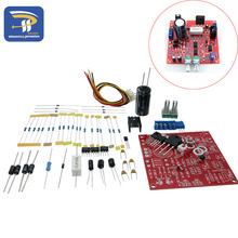 0-30V 2mA-3A Continuously Adjustable DC Regulated Power Supply DIY Kit Short Circuit Current Limiting Protection(China)