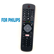 Hot sale Free Shipping New Original For Philips TV remote control For PHILIPS NETFLIX TV HOF16H303GDP24 Fernbedienung(China)