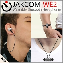 JAKCOM WE2 Smart Wearable Earphone Hot sale in Mobile Phone SIM Cards like umi super sim tray Sim Copy S5 Screen(China)
