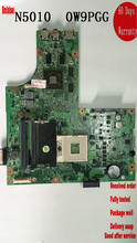 Replacement Laptop Motherboard For Dell Inspiron N5010 15R Laptop Motherboard W9PGGF 0W9PGG Tested(China)