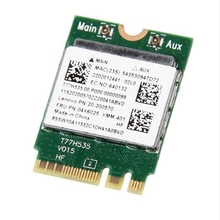 RealTek RTL8723BE NGFF Wlan Wifi BT Bluetooth Card 802.11n for I-B-M / Leno-v-o 04X6025  Y40-70/ Y40-80/ E4030 / E4070 / E4080