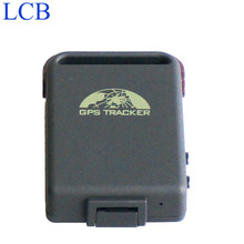Brand Coban New GPS Tracker TK102B + Car charger + Battery Free Shipping