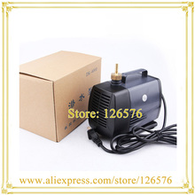 Good quality CNC Spindle Cooling water Pump 85w 4000ml/h water cooling pump for 2.2Kw/3kw water cooled spindle motor