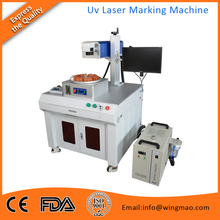 1.5W UV Laser Engraving Machine Precision Laser Marking Machine