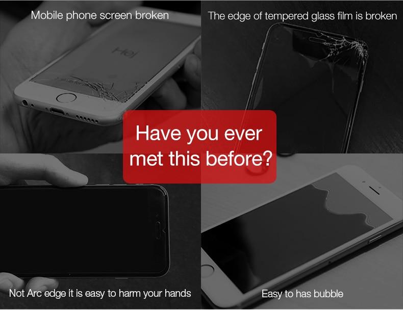 2.Tempered Glass Screen Protector for Xiaomi Redmi 4