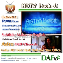 HD Quality Stable IPTV Android Box HDTV Malaysian Indonesia Live TVs Box fast free Shipping, first year free Total 180+ Channels
