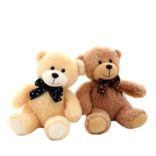 Cute stuffed Animals toys baby kids toys birthday gift teddy bear plush toys Small Toys bear sitting cloth doll