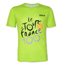 Tour De France Maillot Cycling Jersey 2017 Quick Dry Breathable Short Sleeves Jersey Summer Sport T shirt for Men Women(China)