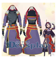 Anime Sword Art Online ALfheim Online ALO Yuuki Konno Cosplay Costume Any Size Free UPS Shipping