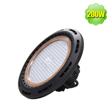 200 Watt LED High Bay Warehouse Lighting PH3030 Chip Meanwell Driver 120 Deg Factory Industry Lamp