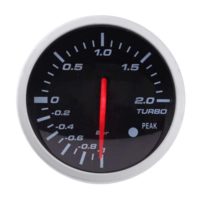 Universal Car Turbo Boost Gauge