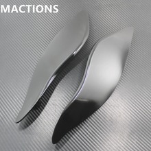 Motorycle Parts Clear Side Wings Windshield Air Deflectors For Harley Touring 2014-2015