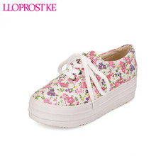 LLoprost KE sheos woman summer Vulcanized shoes new fashion women sneakers for female summer Comfortable to wear LCL029