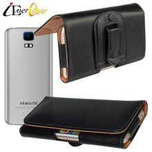 Horizontal Premium Leather Cover Case for VKworld S3 , G1 Giant , Discovery S1 , VK560 VK700 Phone Waist Wallet Bag Pouch Capa