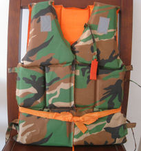 new pattern children camouflage life jacket Drift special children life  Vest Water Safety Products Free shipping