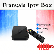 Buy Best French IPTV GOTiT S905 Android TV Box NeoTV QHDTV Belgian Arabic Dutch Europe IPTV VOD H.265 4K Amlogic S905 Quad-Core for $62.90 in AliExpress store