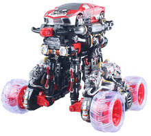 Big Size Color/Music Stunt RC Car / Automatic rolling by your control/remote control/Chargeable