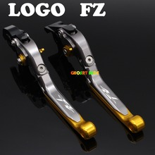 fits For YAMAHA FZ1/FZ6 Fazer FZ6R Diversion Motorcycle Adjustable Folding Extendable Brake Clutch Lever Titanium