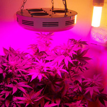 4pcs/lot 90w high power plants growing lights ufo led grow light for indoor greenhouse growing with 7 bands full spectrum