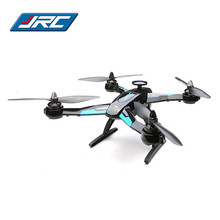 JJR/C JJRC X1 With Brushless Motor 2.4G 4CH 6-Axis Roll Flips Toys Gift RC Drones Quadcopter RTF Vs MJX X101 X102H X8G CX20(China)