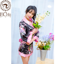 Buy Leechee Q725 Women Sexy lingerie Japanese cosplay hot erotic Lingerie Uniform Temptation Role Play erotic underwear porn costume