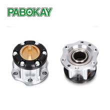 2 pieces x FOR TOYOTA Landcruiser 1976-87,Hi-Lux 76-85 HZJ75/80 FZJ70/75 89-98 Free wheel hubs B002 43530-60042 4353060042(China)