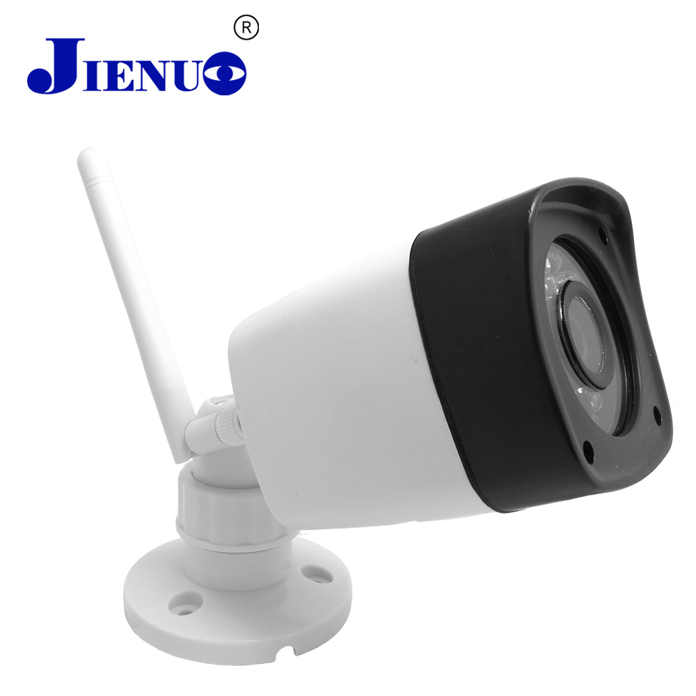 ip camera wifi 720p cctv security wireless HD cam surveillance system home indoor outdoor waterproof video cam wi-fi ipcam JIENU<br>