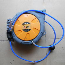 World Excellence Auto Reel With Outlet Tupe 20m For Sale Air Hose Reel