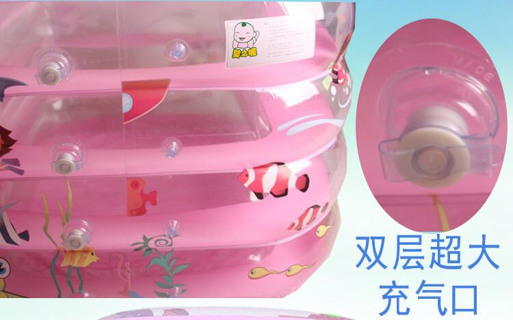 Cartoon-Inflatable-Swimming-Paddling-Pool-110-85-65cm-Baby-Bathroom-Four-Rings-Infant-Battub-Heat-Preservation (3)