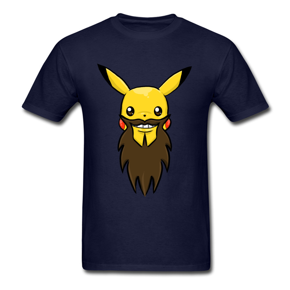 Happy Pika Beard_navy