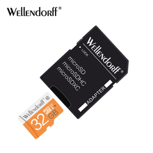 The lowest price Micro SD Card 16gb 32gb 64gb 8gb microsd Memory Card C10 Mini C4 TF Card 4gb for phone/camera/PC gift adapter