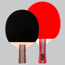New table tennis products quality goods early 2 only except for double pat pong rackets play a post-binge