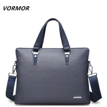 VORMOR Brand Men Bags Business Laptop Bag Briefcase Men Leather Cross body Handbag Shoulder Messenger Men's Travel Bags 2017
